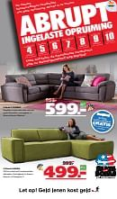 Seats and Sofas folder geldig tot 10-02-2019