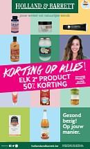 Holland & Barret folder geldig tot 23-03-2019