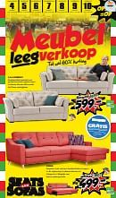 Seats and Sofas folder geldig tot 10-03-2019