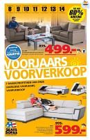 Seats and Sofas folder geldig tot 14-04-2019