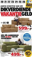 Seats and Sofas folder geldig tot 26-05-2019