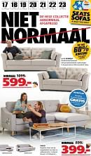 Seats and Sofas folder geldig tot 23-06-2019