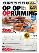 Seats and Sofas folder geldig tot 30-06-2019