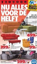 Seats and Sofas folder geldig tot 14-07-2019