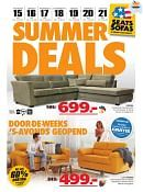 Seats and Sofas folder geldig tot 21-07-2019