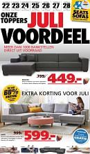 Seats and Sofas folder geldig tot 28-07-2019