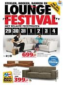 Seats and Sofas folder geldig tot 04-08-2019