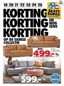 Seats and Sofas folder geldig tot 25-08-2019