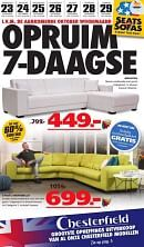 Seats and Sofas folder geldig tot 29-09-2019