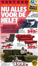 Seats and Sofas folder geldig tot 20-10-2019