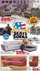 Seats and Sofas folder geldig tot 03-11-2019