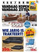 Seats and Sofas folder geldig tot 10-11-2019