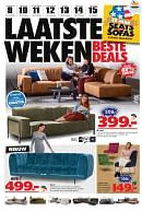 Seats and Sofas folder geldig tot 15-12-2019