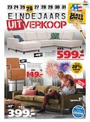 Seats and Sofas folder geldig tot 31-12-2019