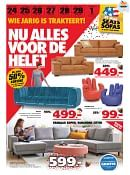 Seats and Sofas folder geldig tot 01-03-2020