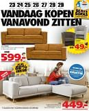 Seats and Sofas folder geldig tot 29-03-2020