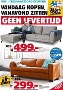 Seats and Sofas folder geldig tot 24-05-2020