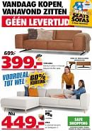 Seats and Sofas folder geldig tot 26-07-2020