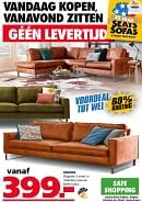 Seats and Sofas folder geldig tot 18-10-2020