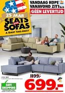 Seats and Sofas folder geldig tot 13-12-2020